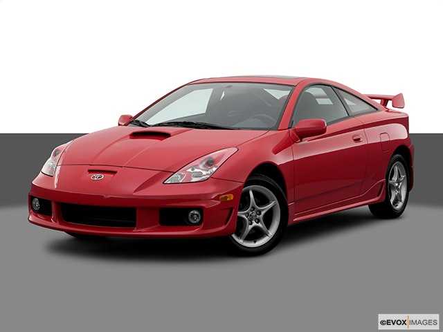 Toyota Celica Reviews