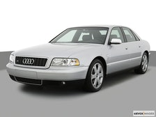 2003 Audi S8 Review