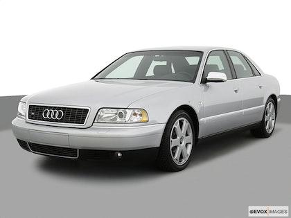 2003 Audi S8 photo