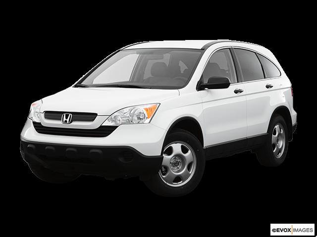 2007 Honda CR V Photo