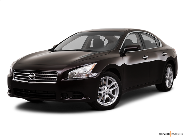 2010 Nissan Maxima Review