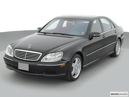 2001 Mercedes-Benz S-Class photo