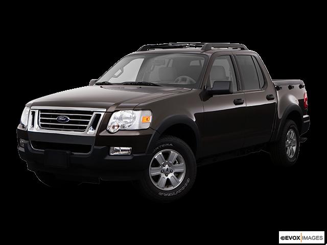2008 Ford Explorer Sport Trac Review