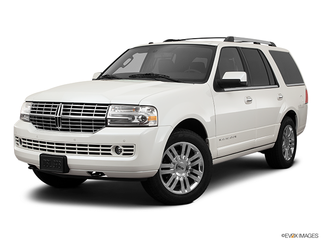 2011 Lincoln Navigator Review