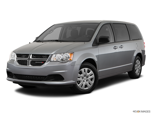 2018 Dodge Grand Caravan Review