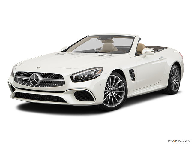 Mercedes-Benz SL-Class Reviews