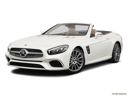 2018 Mercedes-Benz SL-Class photo