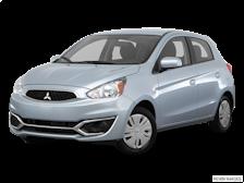 2017 Mitsubishi Mirage Review