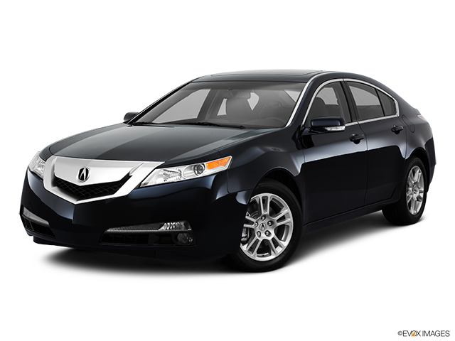 2011 Acura TL Review