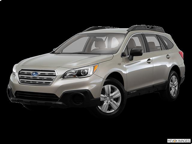 2015 Subaru Outback Review