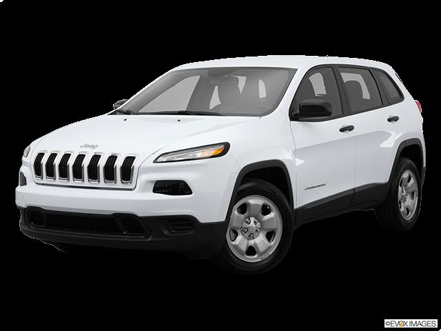 2014 Jeep Cherokee Photo