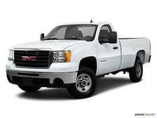 2010 GMC Sierra 2500HD Review