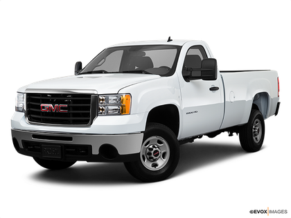 2010 GMC Sierra 2500HD photo