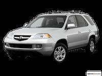 Acura, MDX, 2001-2006