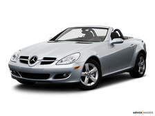 2008 Mercedes-Benz SLK Review