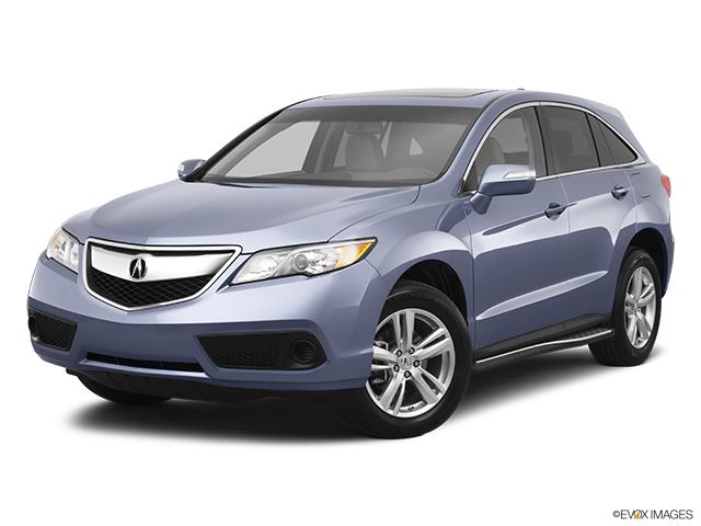 2013 Acura RDX Review