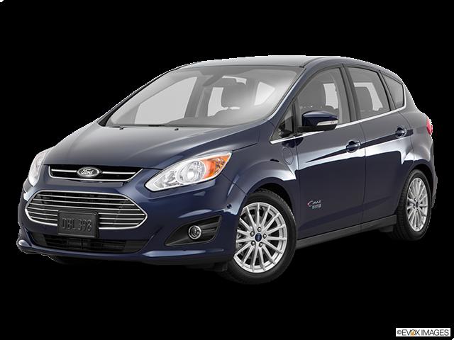 2016 Ford C-MAX Energi Review
