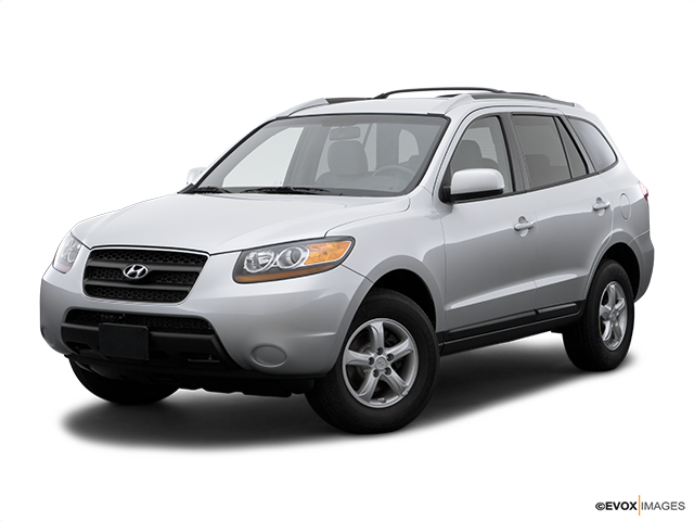 2007 Hyundai Santa Fe Photo