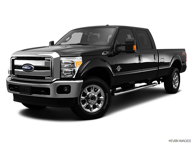 2013 Ford F-350 Super Duty Review