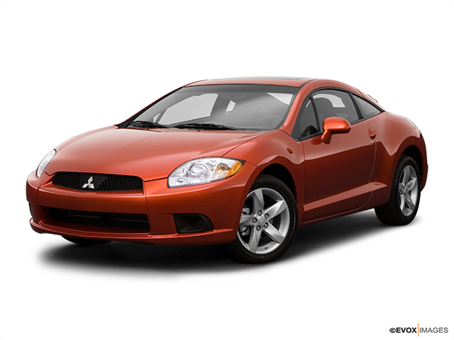 2009 Mitsubishi Eclipse Review