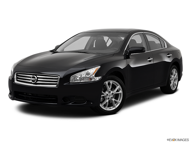 2012 Nissan Maxima Review
