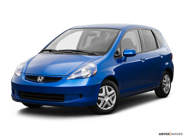 2008 Honda Fit Review