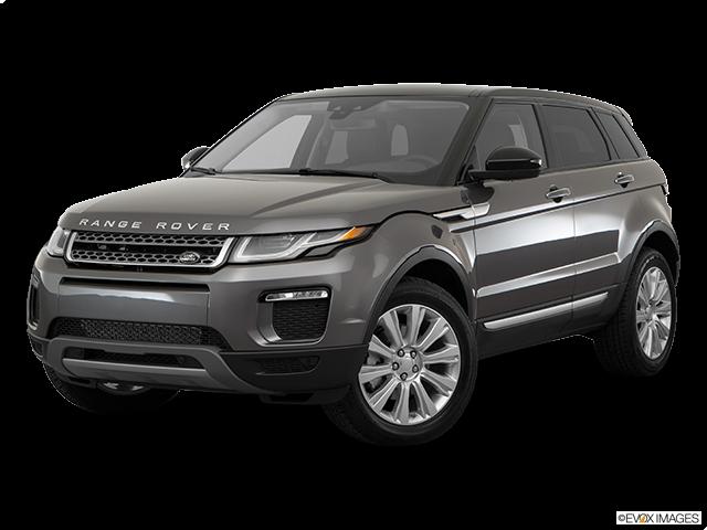 2018 Land Rover Range Rover Evoque Review
