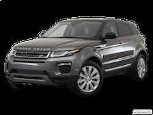 2019 Land Rover Range Rover Evoque Review