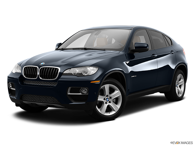 2014 BMW X6 Review