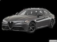 Alfa Romeo, Giulia, 2017-Present