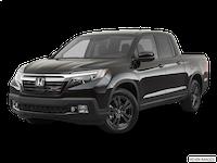 Honda, Ridgeline, 2017-Present