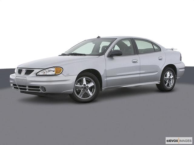 2003 Pontiac Grand Am Review