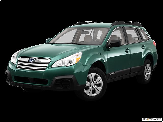 2014 Subaru Outback Review