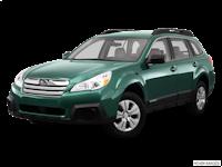 Subaru, Outback, 2010-2014