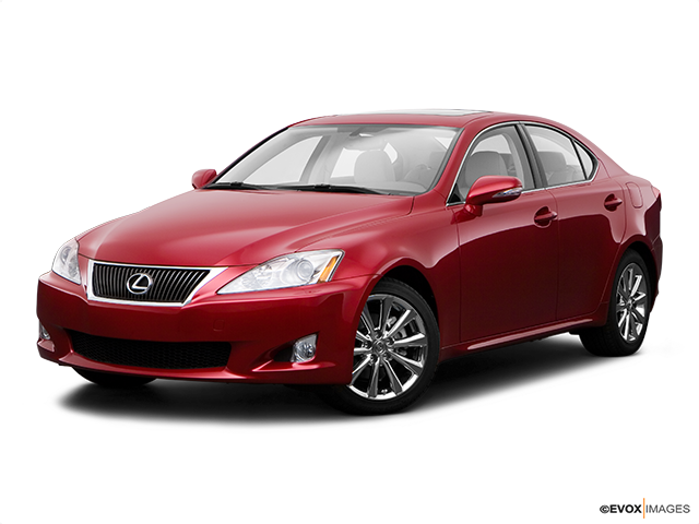 2009 Lexus IS 250 Review