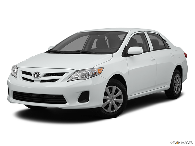 2012 Toyota Corolla Review