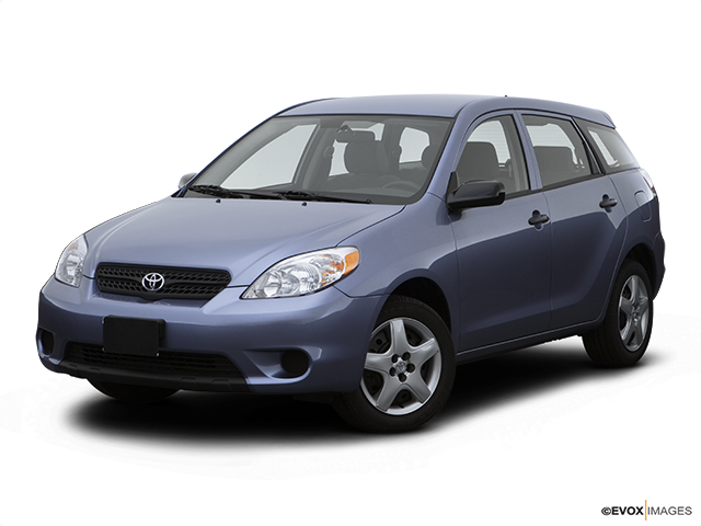 2007 Toyota Matrix Review