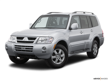 Mitsubishi Montero Reviews