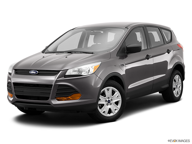 2014 Ford Escape Review