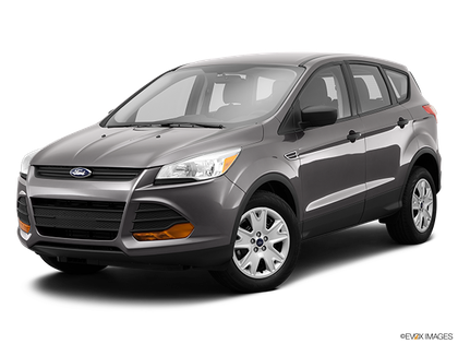 2014 ford escape review carfax vehicle research. Black Bedroom Furniture Sets. Home Design Ideas