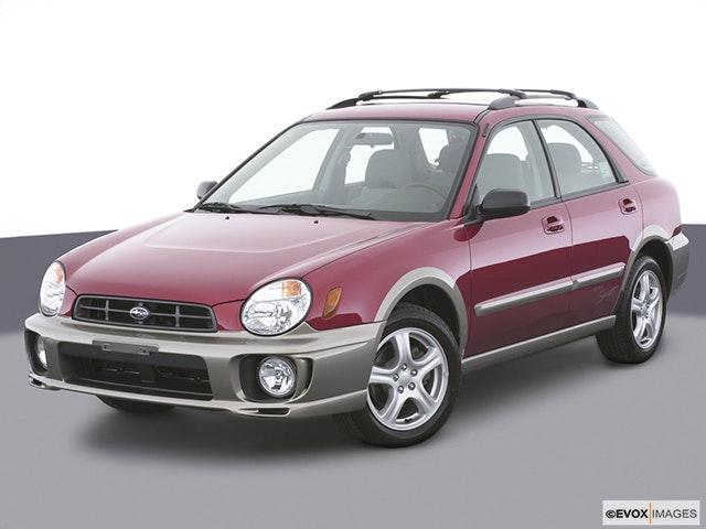 2003 Subaru Outback Review