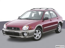 2003 Subaru Outback Review