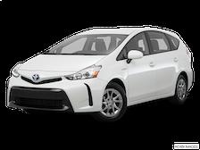 2017 Toyota Prius V Review