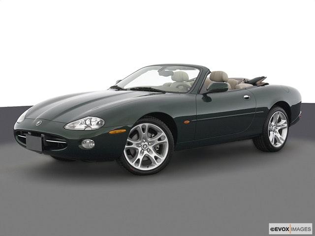 2004 Jaguar XK Review