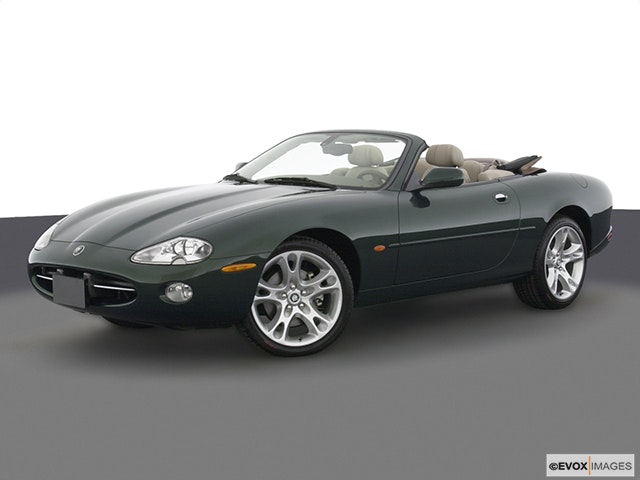 2004 Jaguar XK-Series Review