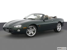2004 Jaguar XK Review