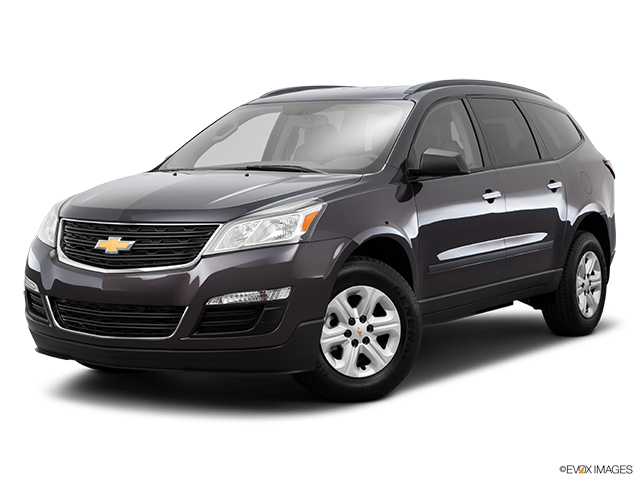 2015 Chevrolet Traverse Review