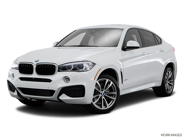 2016 BMW X6 Review