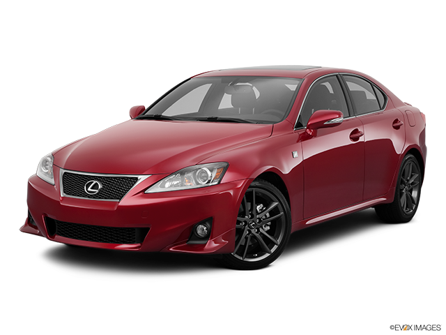 2011 Lexus IS 250 Review