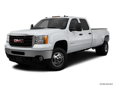 2011 GMC Sierra 3500HD Review